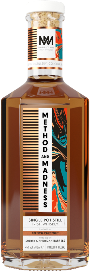 Method And Madness Single Pot Still Whiskey