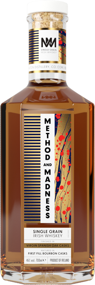 Method And Madness Single Grain Whiskey